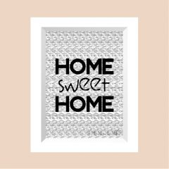 HOME sweet HOME …………………… REF: 110105