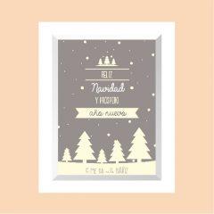 FELIZ Navidad …………………… REF: 110420