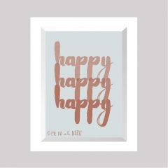 Happy-happy-happy …………………… REF: 110507