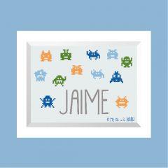 LÁMINA Jaime …………………… REF: 220105