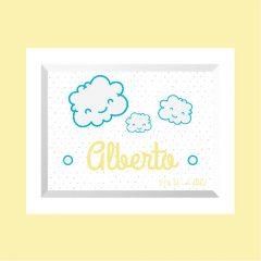 LÁMINA Alberto …………………… REF: 220301