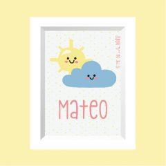 LÁMINA Mateo …………………… REF: 220303