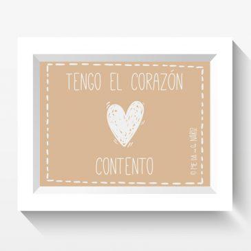 Corazón contento 01